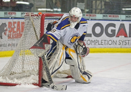 Bonnyvile netminder Josh Paul